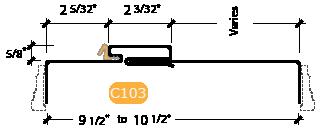 AK Profile C103