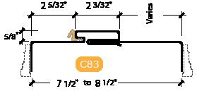 AK Profile C83