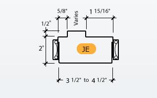 Classic C-Series Frame Profile (JE)