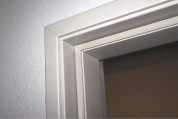 Grand Canyon University door frame tight miter image
