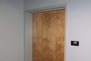 Grand Canyon University interior door frame image