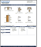 PDF Image Thumb Pocket Door Trim Kit - Single