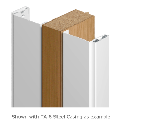 Timely Door Frames Pocket Door Trim Kit Genl Drawing