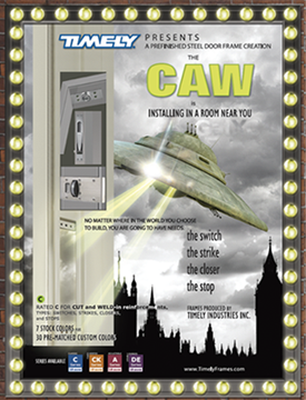 CAW - Cut and Weld Ad