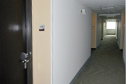 fairfield inn - interior hallway image