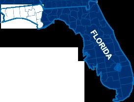 S.B.S. ASSOCIATES (Florida) TERRITORY