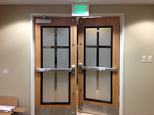 Door Frame Uses for Buildings of Worship