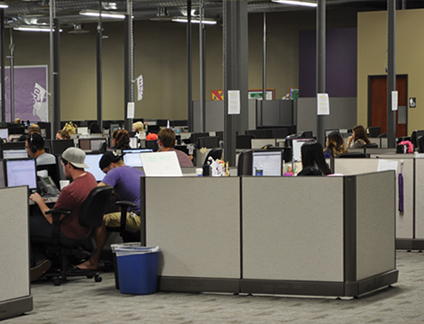 GRAND CANYON UNIVERSITY – call center