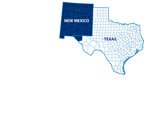 REDCO TRADING, LLC. – New Mexico and El Paso Texas TERRITORY