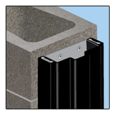 FRAMING: Masonry Application - Sub Frame - Timely Steel Sub Frame