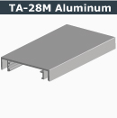 go to TA-28M Aluminum Casing