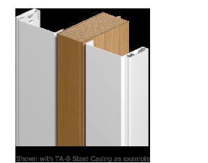 Timely Door Frames Pocket Trim Kit Genl Drawing