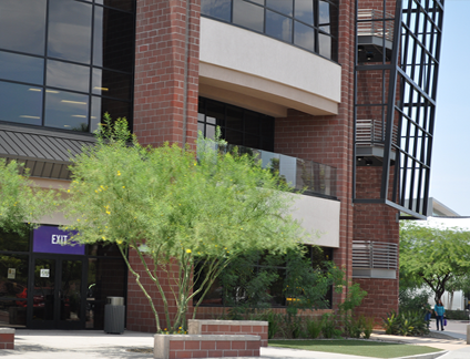 GRAND CANYON UNIVERSITY – library building