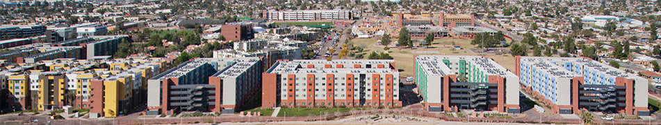 GRAND CANYON UNIVERSITY – exterior (new construction)
